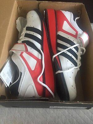 Mens Adidas Power Perfect 2 Weightlifting Shoes