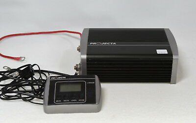 Projecta IP-600 600W Pure Sine Wave Inverter - With Remote Interphase