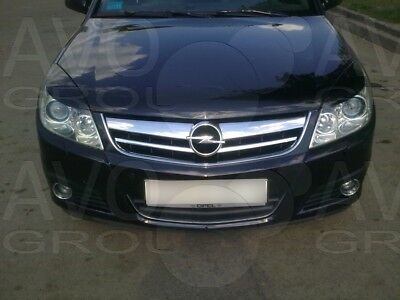 Fit For Vauxhall Vectra C 2002-2005 Headlight Brows Eyebrows