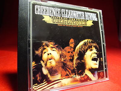 CREEDENCE CLEARWATER REVIVAL Chronicle Vol. 1 THE GREATEST HITS Fantasy CD TOPP*