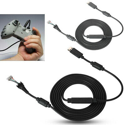 2.5 m Replacement USB Charging Cable Cord Adapter For Xbox 360 Wired Controller