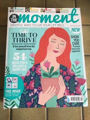 in the moment Magazine ***must go **** reduced price
