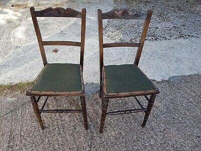 Antique Bedroom Kitchen Chairs