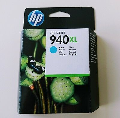 Druckerpatrone HP officejet 940 XL cyan