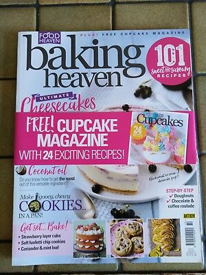 Food Heaven- Baking Heaven April/May 18 ***reduced price***must go