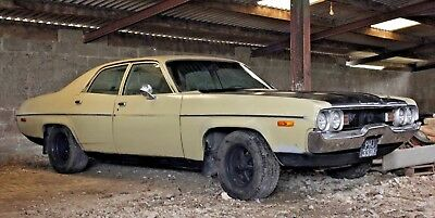 1972 Plymouth Satellite 4 door VERY RARE ONLY ONE IN UK, PRICE LOWERED