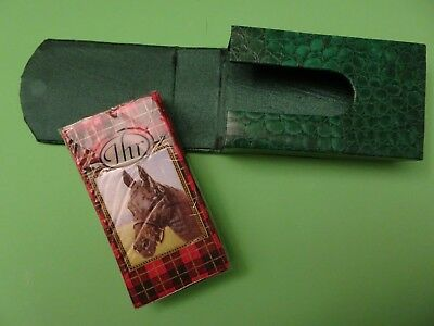 Travel Pocket Tissue Holder, Horse Head Tissues, Purse Pack,new In Package