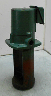 Coolant Pump, Tank Top Mounting, 3 PH Induction Motor, TAG MISSING, WARRANTY