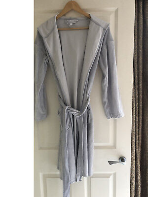 THE WHITE COMPANY womens towelling cotton dressing gown - £8.00 ...