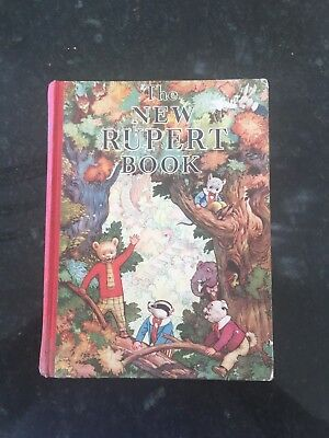 Rupert Annual 1938 - In Good Condition