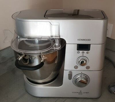Kenwood Cooking Chef Major Induction Km06 (Km070)