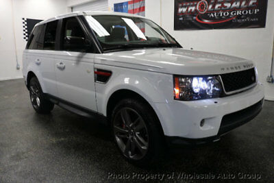 2013 Land Rover Range Rover Sport 4WD 4dr SC Limited Edition CARFAX CERTIFIED . FULLY LOADED. MINT CONDITION. VIEW IMAGES. CALL 954-744-1177