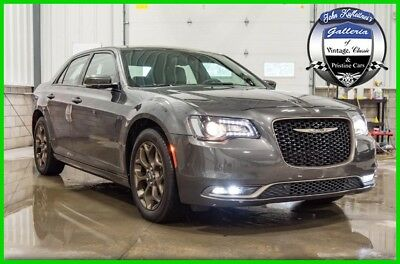 Chrysler 300 Series 4dr Sdn 300S Alloy Edition AWD 2016 4dr Sdn 300S Alloy Edition AWD Used 3.6L V6 24V Automatic AWD Sedan LCD