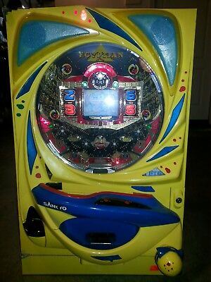 SANKYO Japanese Pinball Machine Egyptian Theme