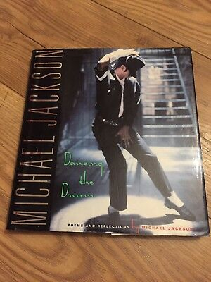 Michael Jackson Dancing The Dream Book - First edition - 1992