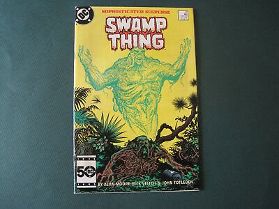 Swamp Thing #37 - VFNM condition - First Full Appearance John Constantine