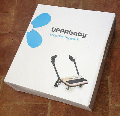 UPPAbaby  Vista - Piggyback Buggy Board (to fit pre 2015 models)