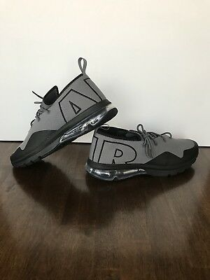 Nike Air Max Flaire 50 Mens Running Shoes Dark Grey Black AA3824-003 Size 11.5