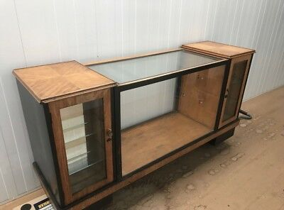 Counter Shop Display Cabinet Art Deco