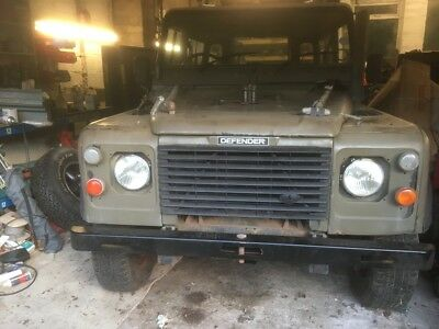 Land Rover 90 2.5 N/A Station Wagen