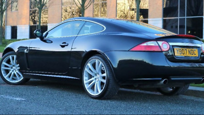 2007 Jaguar XK 4.2, full service history, Metallic black. Stunning car..