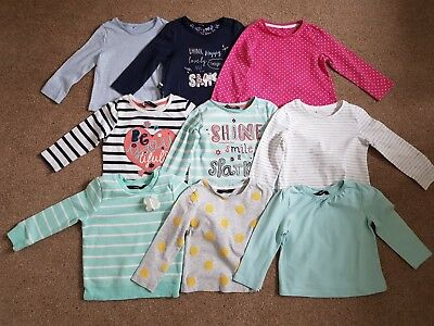 Baby girl clothes 12-18 months bundle