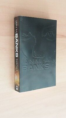Surface Detail by Iain M. Banks ( Rare Limited Edition Bound Proof 2010)