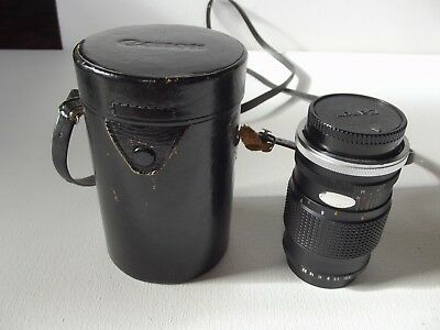 Canon FL 135mm F3.5 Lens With Case.