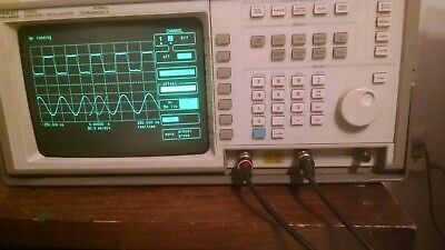 HP 54504A   400MHZ 200MSa/s Digitizing  Oscilloscope with two 10:1 probes