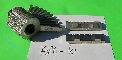 HEY! GM-6 Cam Set & GM-6A Carriages Codes Curtis Model 15 Key Cutter Clipper