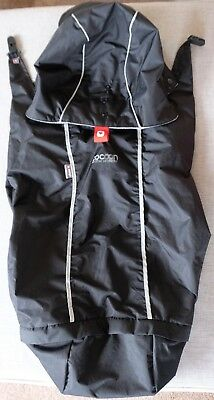 Close Caboo Cocoon Baby Carrier Weather Rain Protector Cover fleece lined hood