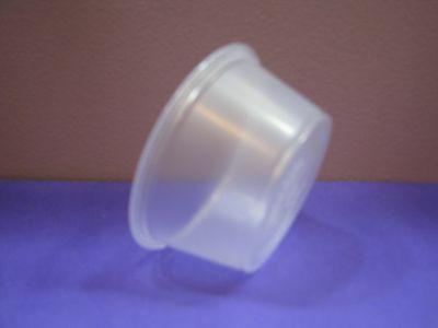 Polar Souffle Cups 4oz. plastic portions cups 100 No Lids FREE SHIPPING