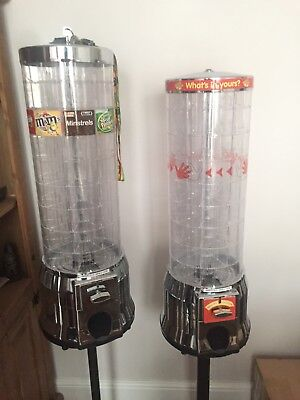 Tubz Vending Towers Updated £1 Mech With Stands
