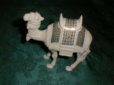Lenox China Jewels Collection Nativity Standing Camel, Free Shipping