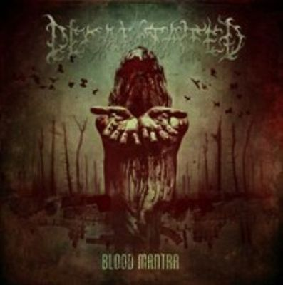 Blood Mantra DECAPITATED CD + DVD ( FREE SHIPPING)