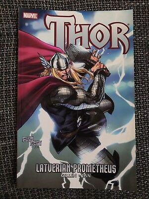 Thor - Latverian Prometheus - Marvel