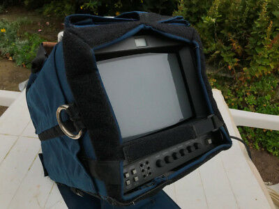 Sony PVM9041QM Monitor and Portabrace case