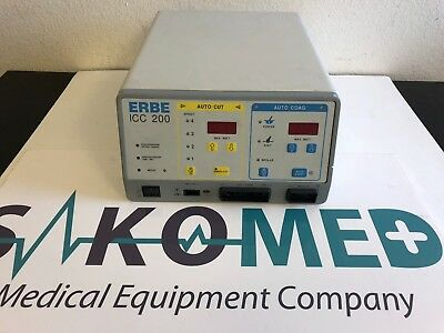 ERBE ICC 200 Electrosurgical Unit/TESTED