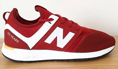 58628417a New Balance 247 Liverpool FC 125 Years Limited Edition Mens Trainers Size  UK 10