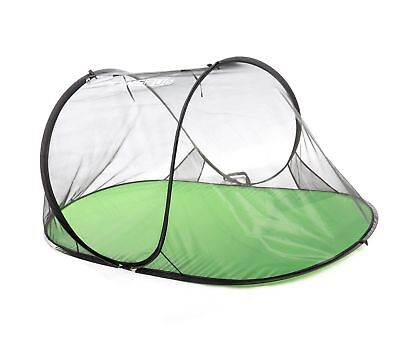 SansBug 1-Person Free-Standing Pop-Up Mosquito-Net (All-  sc 1 st  PicClick & SANSBUG 1 PERSON Free Standing Pop-Up Mosquito Net Tent Camping ...