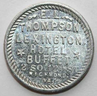 Richmond Virginia Good For 2 1/2¢ Token; Va