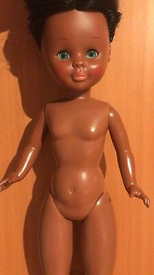 Nancy Famosa 70 Jahre Puppe Black Doll