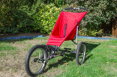 Baby Jogger 2 running buggy - good condition, easy to transport
