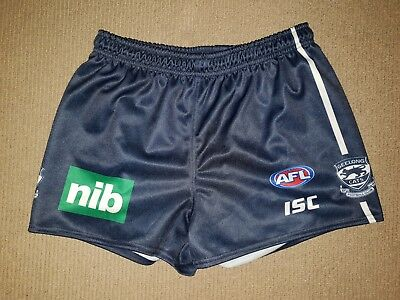 Geelong Cats Afl Player Issue Football Footy Playing Home Shorts