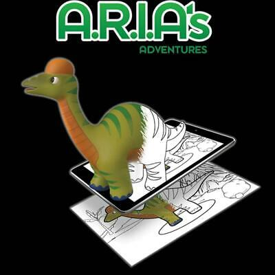 Aria's Adventures Augmented Reality Educational Gaming System