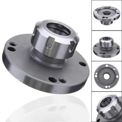 New 100MM DIAMETER ER-32 COLLET CHUCK Compact Lathe Tight Tolerance