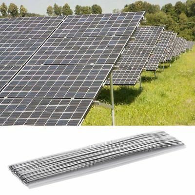 DIY Solar Panel Cell Soldering Tabbing Welding Strip 20M Tab Wire 1.2x0.25mm