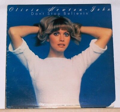 Olivia Newton John - Don't Stop Believin - Original 1976 LP Record Album