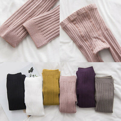 Pantyhose Baby Toddler Infant Kids Girls Cotton Warm Socks Stockings Tight 0-5Y