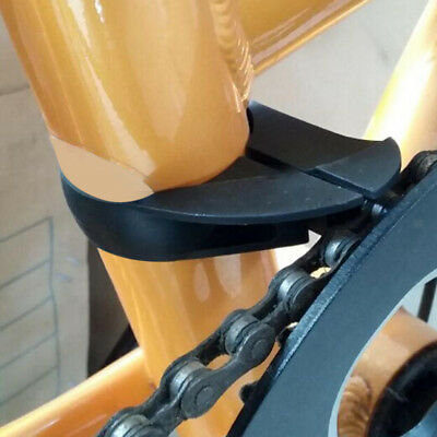 Bike Bicycle Single Chain Anti-Drop Gear Guide Deflector Protector Cover